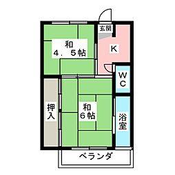 二子駅 2.4万円