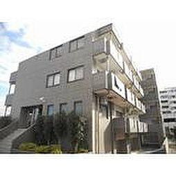 千葉県流山市西初石4丁目の賃貸マンションの外観