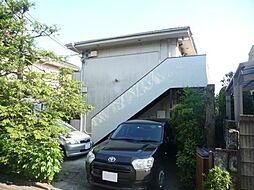 コア松原[2階]の外観