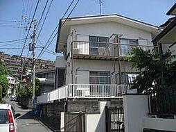 ハイム富岡[2階]の外観