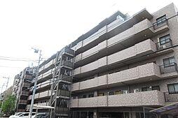 ライオンズマンション朝霞本町[6階]の外観