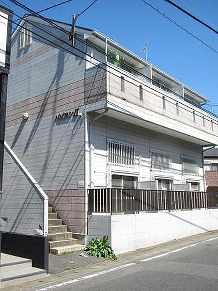 パピヨンⅡ[1階]