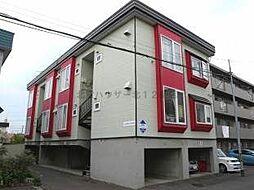 レインボーハウス24[1階]の外観