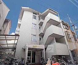 京都府京都市上京区玉屋町の賃貸マンションの外観