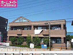 愛知県名古屋市緑区鳴海町字姥子山の賃貸マンションの外観