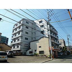 熊本県熊本市中央区妙体寺町の賃貸マンションの外観