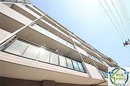 サンローヤル[4階]の外観