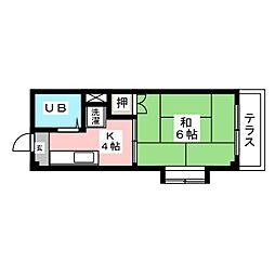 観音寺駅 2.8万円