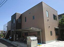 東京都杉並区浜田山4丁目の賃貸マンションの外観