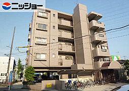 愛知県名古屋市西区花原町の賃貸マンションの外観