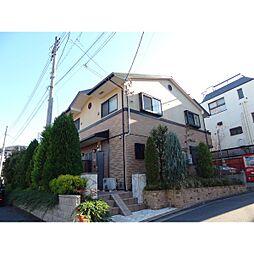[テラスハウス] 千葉県船橋市海神4丁目 の賃貸【/】の外観