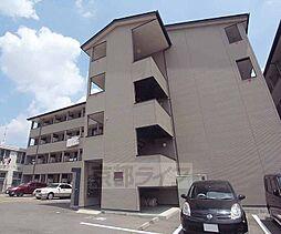 京都府京都市南区吉祥院這登西町の賃貸アパートの外観