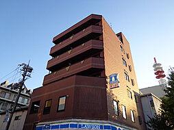 ドミール湊西[6階]の外観