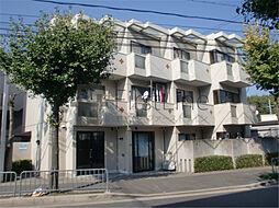ミニヨンハウス勧修[3階]の外観