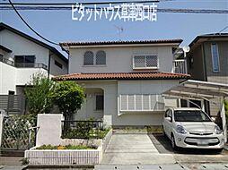 [一戸建] 滋賀県草津市平井6丁目 の賃貸【/】の外観