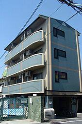 トモエハイツ6号館[2階]の外観