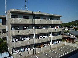 グリーンビル御井A[4階]の外観