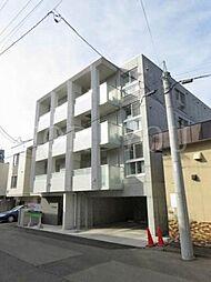 北海道札幌市豊平区美園一条6丁目の賃貸マンションの外観