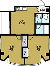 大阪市営中央線 弁天町駅 徒歩12分