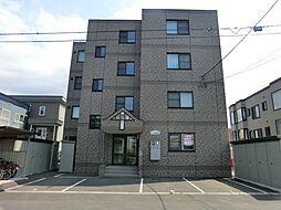 北海道札幌市東区北三十九条東6丁目の賃貸マンションの外観