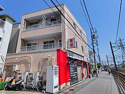 千葉県船橋市前原西2丁目の賃貸マンションの外観