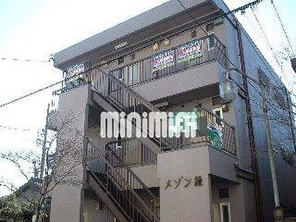 メゾン緑 2階の賃貸【愛知県 / 名古屋市昭和区】