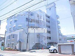 ひかりマンション[5階]の外観