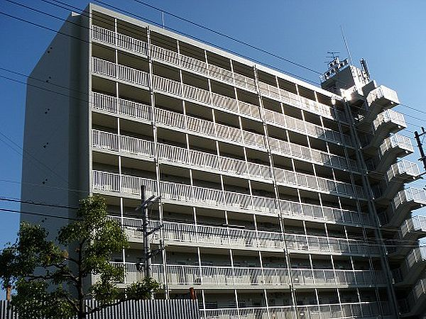 佃第1ローズマンション[7階]の外観