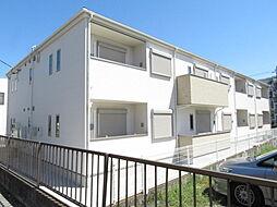 Maison en bois (メゾン オン ボワ)[102号室]の外観