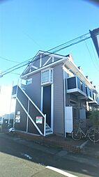 静岡県静岡市葵区沓谷5丁目の賃貸アパートの外観