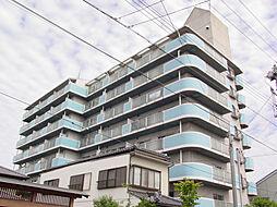 兵庫県姫路市大野町の賃貸マンションの外観