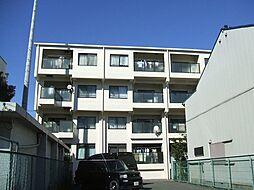 セントラルハイツ[3階]の外観