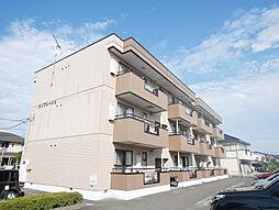 茨城県日立市川尻町6丁目の賃貸アパートの外観