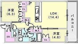 神戸駅 17.0万円