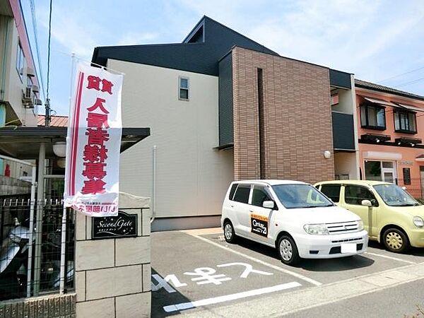 セカンドゲート 1階の賃貸【兵庫県 / 伊丹市】