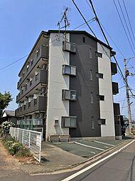 伊予鉄道横河原線 松山市駅 バス40分 宮の北下車 徒歩1分の賃貸マンション