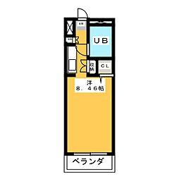 光洋サンビーム西春[4階]の間取り