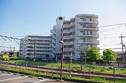 奈良県奈良市南京終町4丁目の賃貸マンションの外観