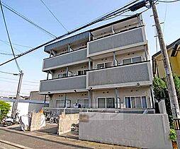 京都府京都市北区西賀茂南大栗町の賃貸マンションの外観