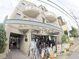 兵庫県西宮市神呪町の賃貸マンションの外観