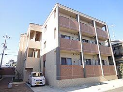 ラフィーネ西沢[1階]の外観