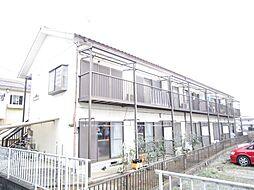 水堀コーポ[1階]の外観