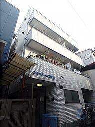 大阪府大阪市淀川区十三東4丁目の賃貸マンションの外観