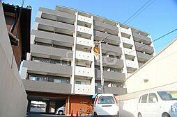 エンゼルプラザ京都[4階]の外観