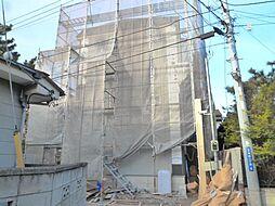 仮)平田2丁目の新築[101号室]の外観