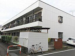 フラット鈴木[105号室]の外観