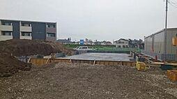 埼玉県川越市藤木町の賃貸アパートの外観