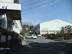 豊田市立石野中学校(2550m)