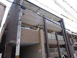 ラカーサ西加賀屋[303号室]の外観