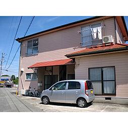 右田アパート K[101号室]の外観